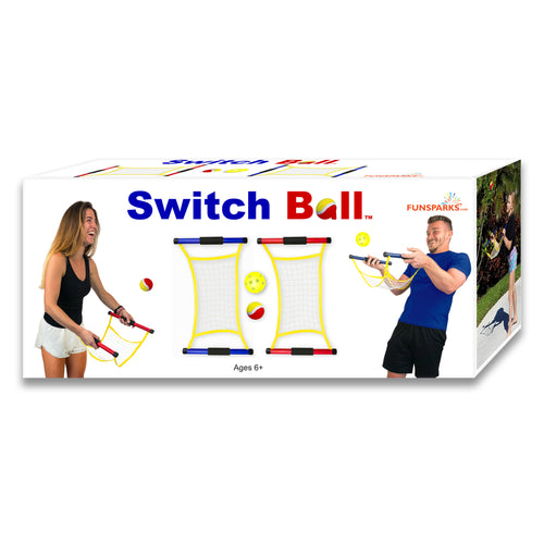 Switch Ball packaging