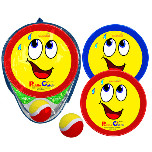 Paddle Catch toss and catch ball set by Funsparks