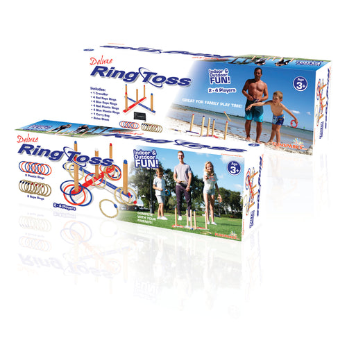 Ring Toss Game by Funsparks front and back packaging