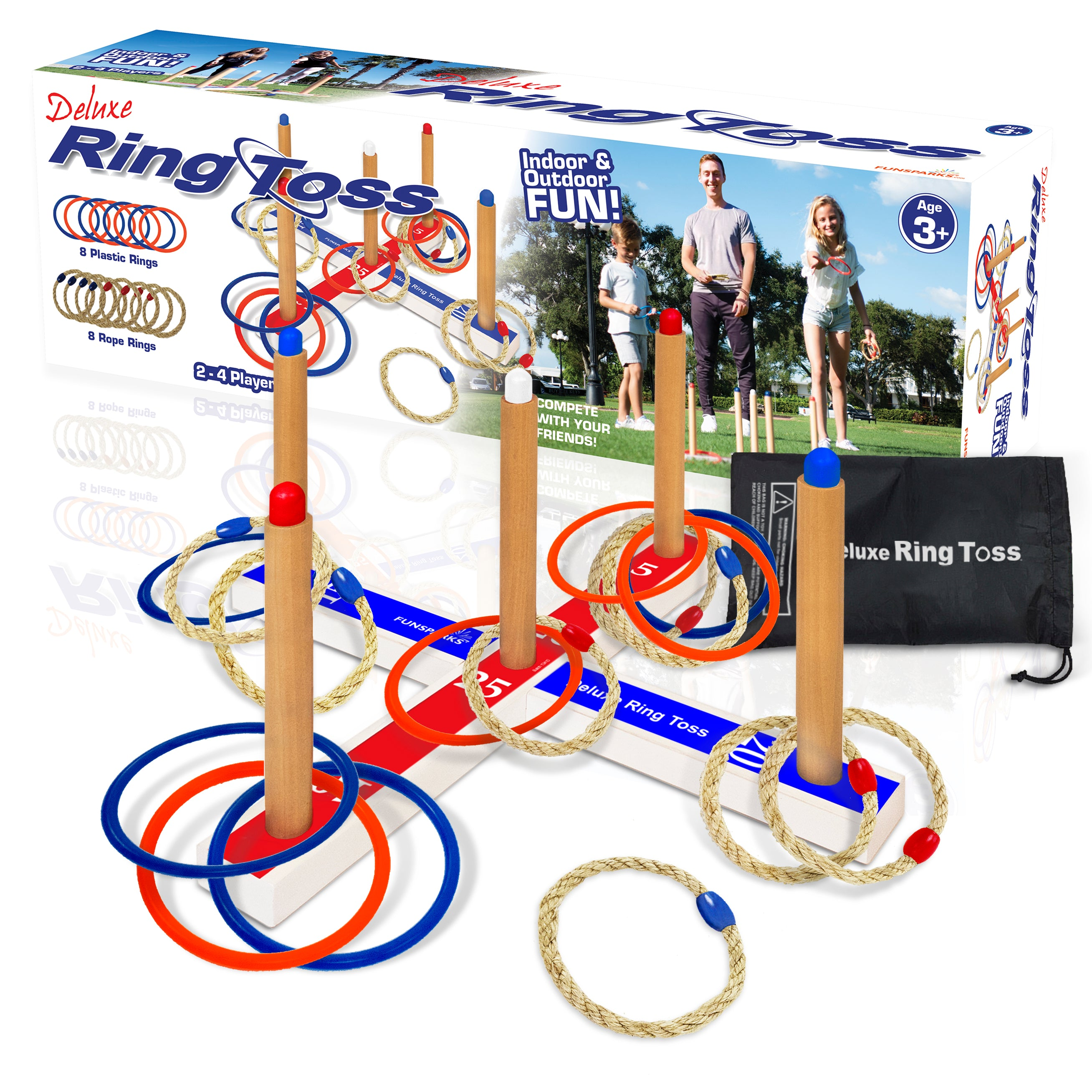 Ring Toss Game Deluxe