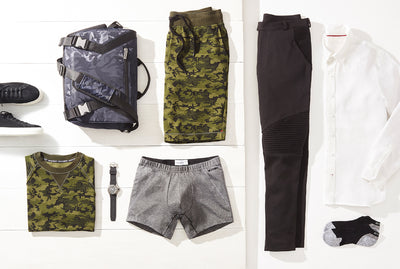 PACKING GUIDE BY THE STERLING COMPASS