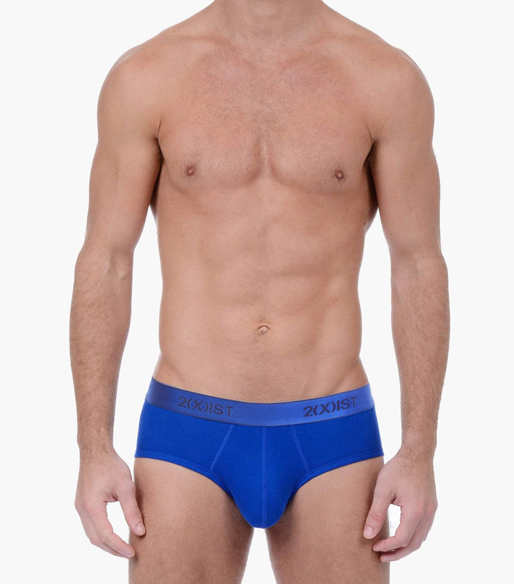 Essential Cotton Contour Pouch Brief 3-Pack