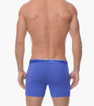 Stretch Cotton Boxer Brief 3-Pack