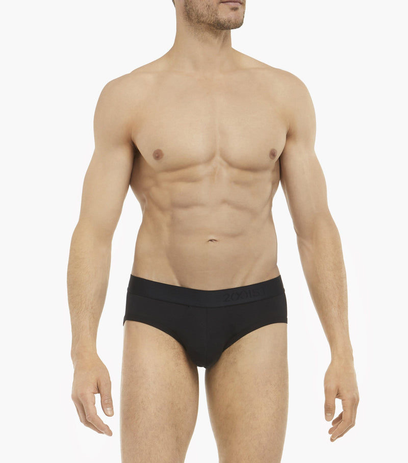 Speed Dri Mesh No Show Brief