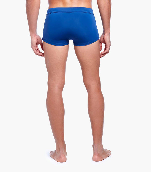 Cabo Square-Cut Swim Trunk