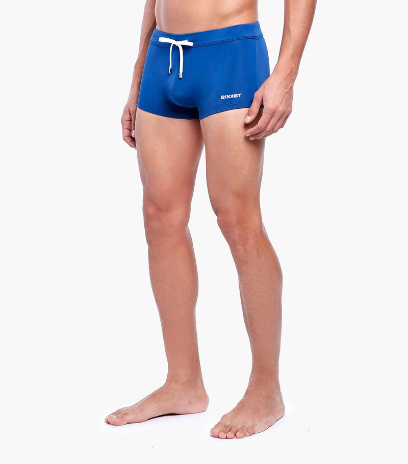 Core Cabo Square-Cut Swim Trunk