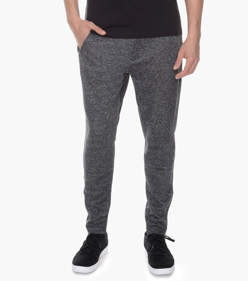 Zip French Terry Pant