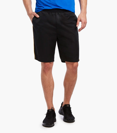 Jungle Striped Track Shorts