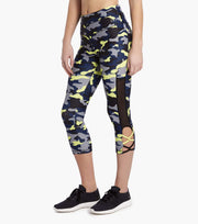 Women's Fashion Capri Legging