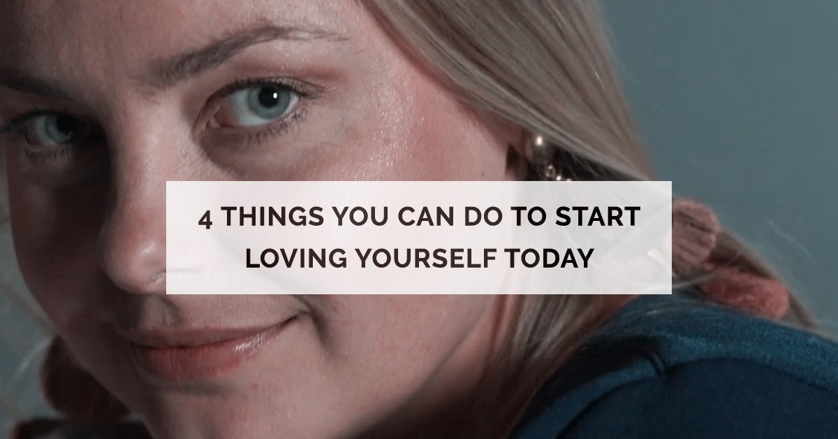 Things To Start Loving Yourself