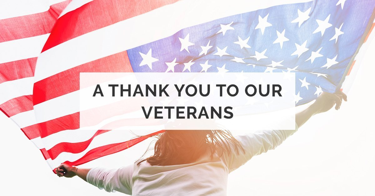 Thank you to our veterans from Shapermint