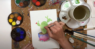 Watercolor Painting Made Easy