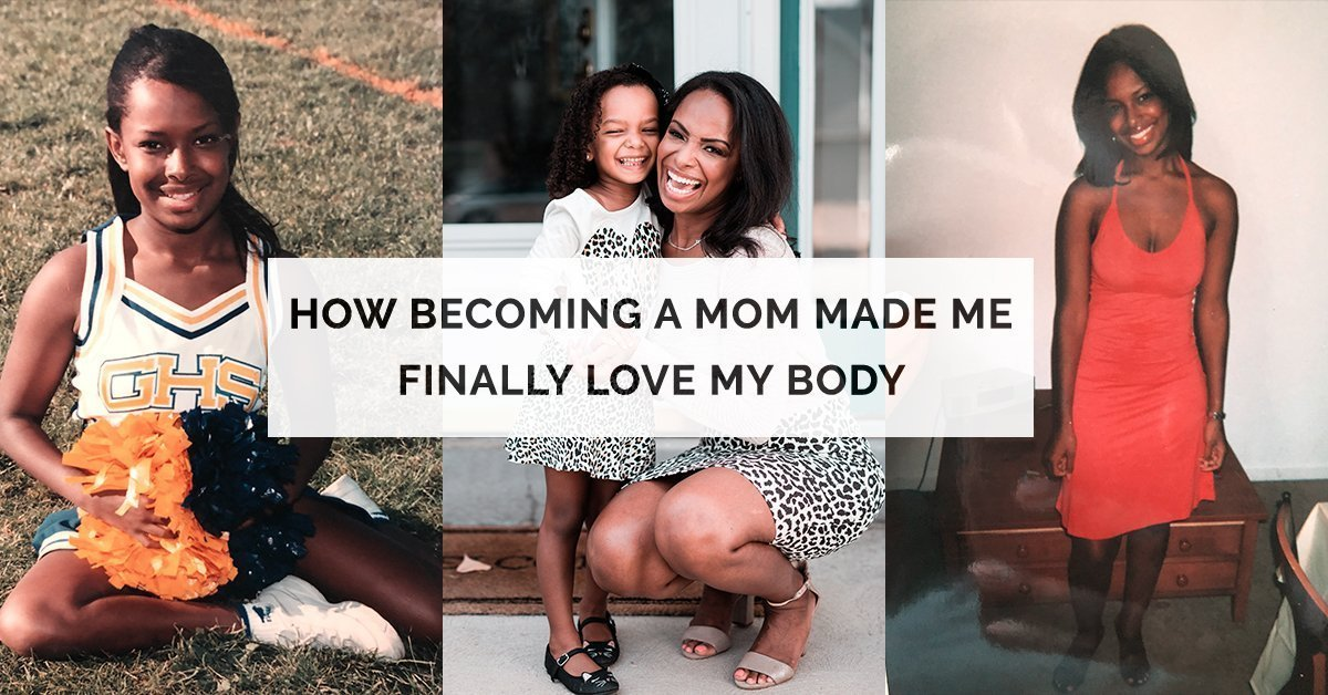 How Becoming a Mom Taught Kayra to Finally Love Her Body