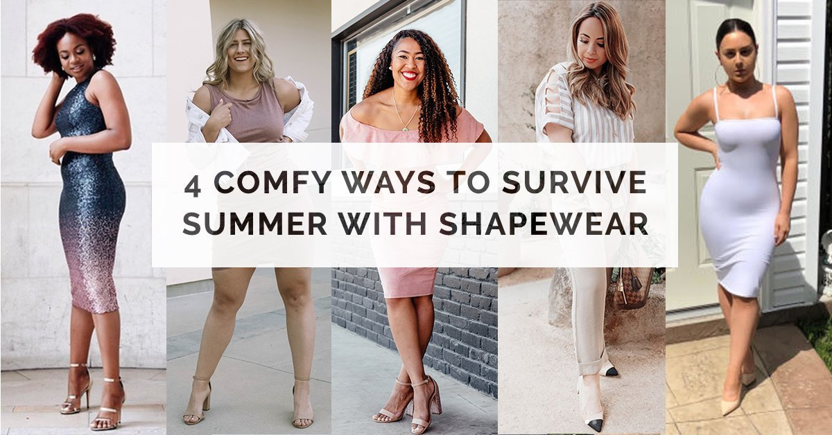 Survive summer with shapewear