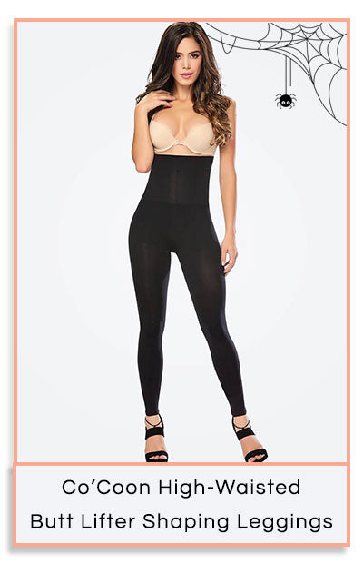 Co'Coon High-Waisted Butt Lifter Shaping Leggings