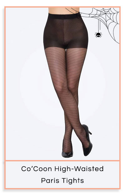 Co'Coon High-Waisted Paris Tights
