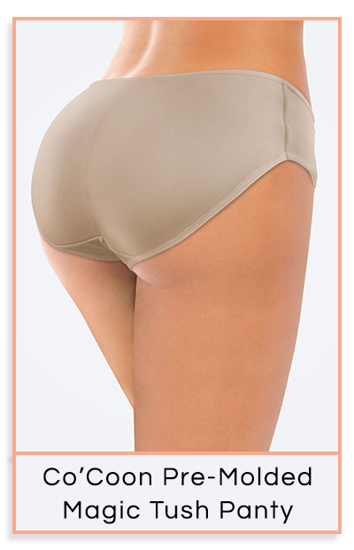 Co'Coon Pre-Molded Magic Tush Panty