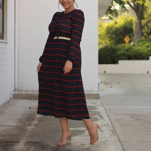 Maximize Your Glow in a Maxi Dress