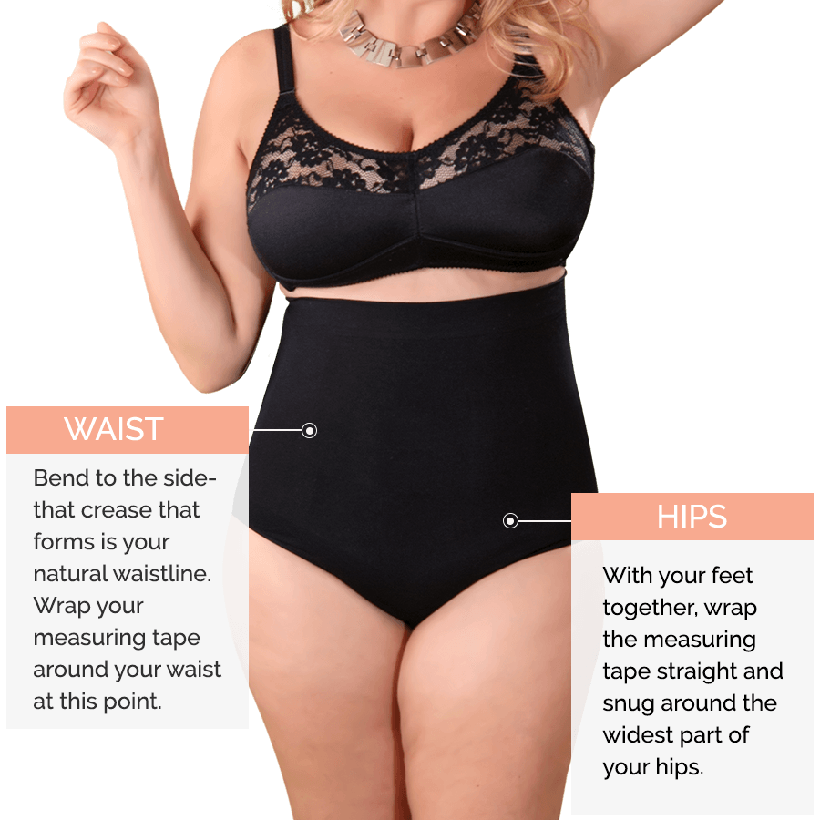 size for shaper panty