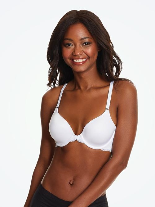 Maidenform Full Coverage Lace T-Back Bra