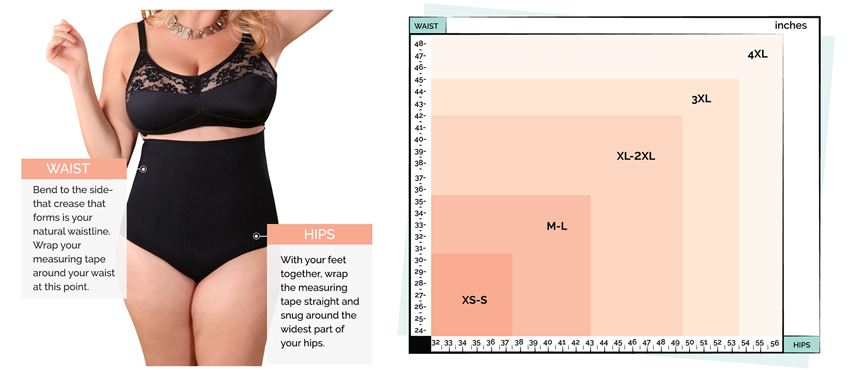 plus size shapewear