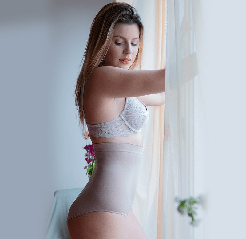 1bdceb30f2 Empetua All Day Every Day High-Waisted Shaper Panty