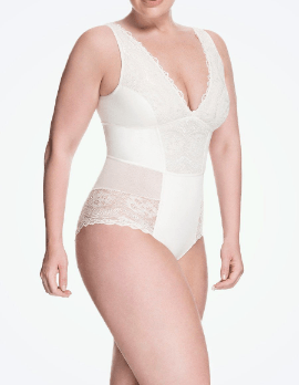 Squeem Brazilian Flair Bodysuit