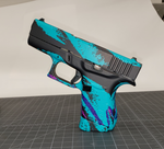 Jazz (Night Mode) Pistol Wrap - Stickerboiz