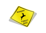 Warning: Forest Boiz Slap - Stickerboiz