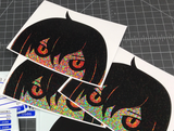 Black Hole Chan Peeker - Stickerboiz