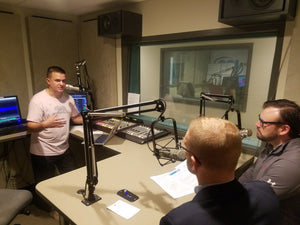 Invest in Vets- Entercom Interview
