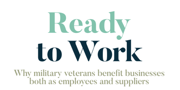 """Ready to Work"" Table of Experts on military veteran employment"
