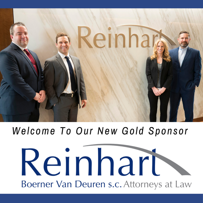 Wisconsin Veterans Chamber Announces  Reinhart Boerner Van Deuren Elevating Commitment as Gold-level Sponsor