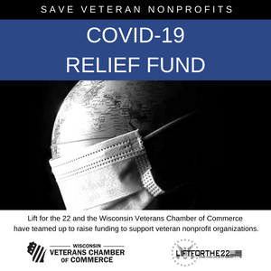 Save Veteran Nonprofits COVID-19 Relief Fund