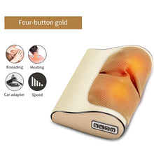 Load image into Gallery viewer, Infrared Heating Shiatsu Massager