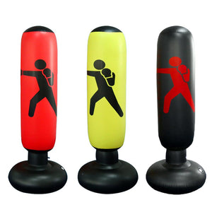 Inflatable Boxing Punch Bag