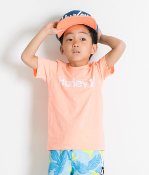 HURLEY(ハーレー) ONE&ONLY Tシャツ ジュニア(128-170㎝)