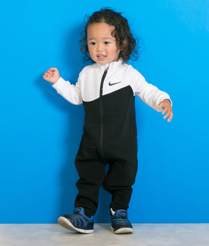 NIKE(ナイキ) BLOCKED SWOOSH COVERALL インファント(74-92㎝)
