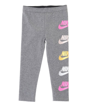 NIKE(ナイキ) GIRL FUTURA SHINE MULTI LEGGING トドラー(85-100㎝)