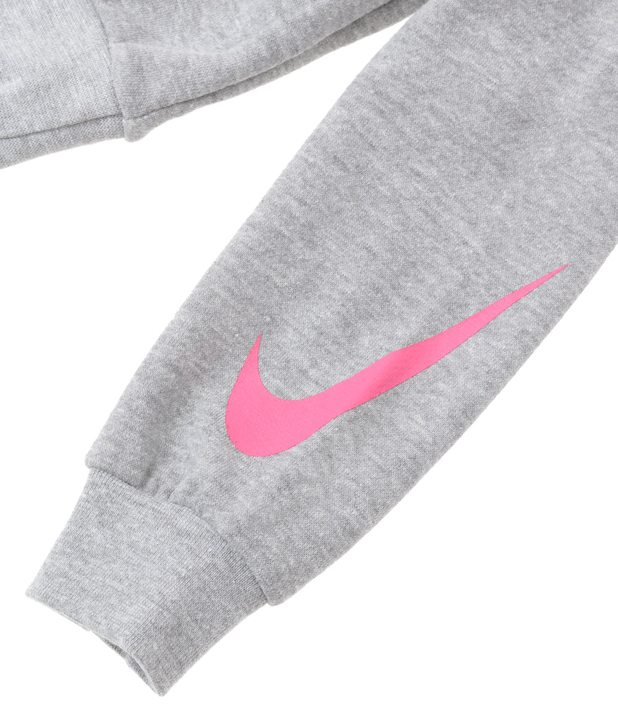 NIKE(ナイキ) HAVE A NIKE DAY'GIRLS CROP HOODI  トドラー(85-100㎝)