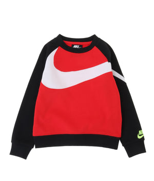 NIKE(ナイキ) HBR FRENCH TERRY CREW  キッズ(104-125㎝)
