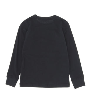 NIKE(ナイキ) STACKED TEXTURED FUTURA L/S Tシャツ キッズ(104-125㎝)