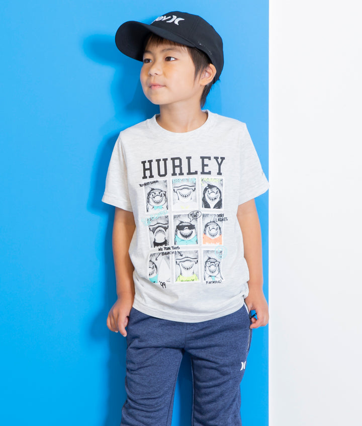 HURLEY(ハーレー) CLASS OF'99 TEE キッズ (104-125㎝)
