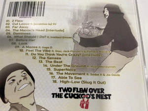"Eyecon and Capo ""Two Flew Over The Cukoo's Nest"" CD"