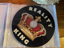 Load image into Gallery viewer, JIA DAVIS-REALITY KING CD