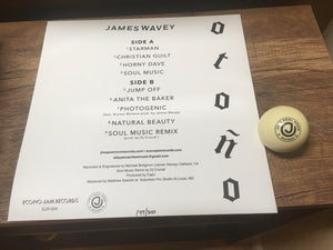 James Wavey- Otono Full Length 12""