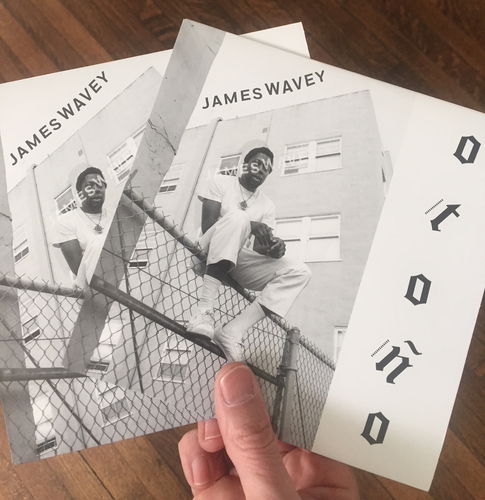James Wavey-Soul Music 45 VINYL