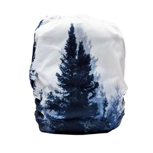 Couche Balade en Foret bouton pression
