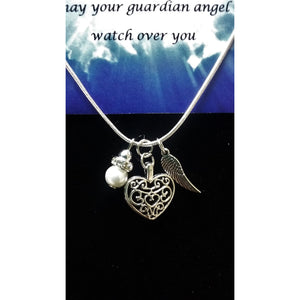 Guardian Necklace - Mystery Art & Jewelry