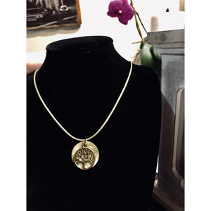 Tree of Life Necklace - Mystery Art & Jewelry